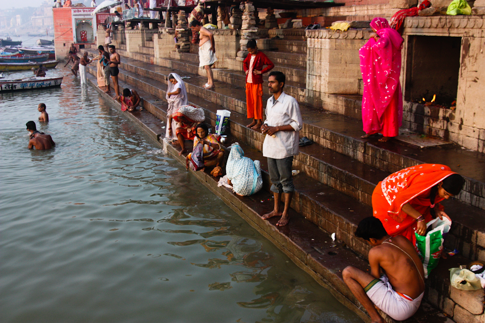 Photo Friday: Varanasi