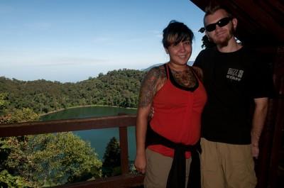 Erica and Shaun