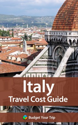 Italy Travel Cost Guide