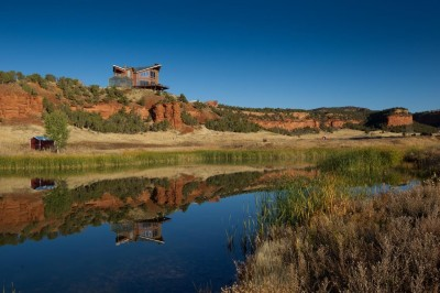 Red Reflet Ranch, Wyoming
