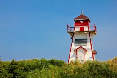 Lighthouse, Prince Edward Island
