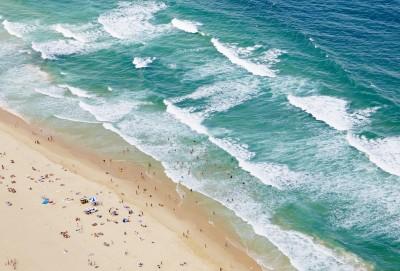 Gold Coast Beach, Australia