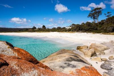 The Gardens, Bay of Fires, Tasmania