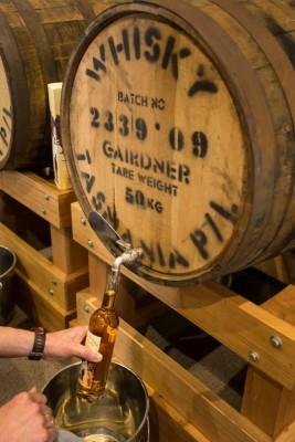 Whiskey Distillery, Burnie, Tasmania