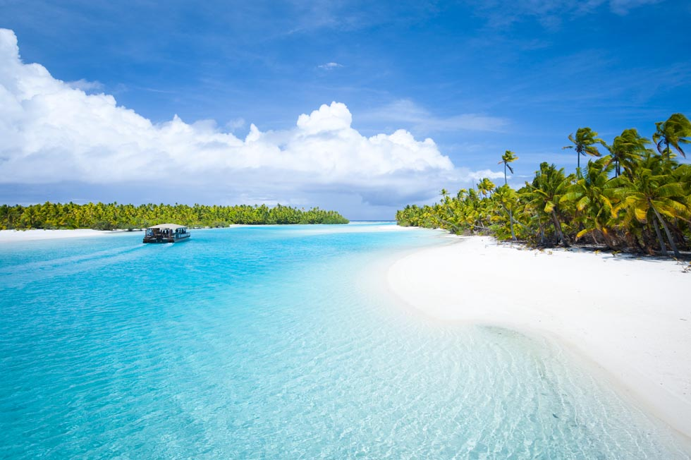 CI 185 DK Cook Islands: the Great South Pacific Escape