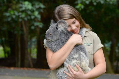 Ben Beaden Australia Zoo