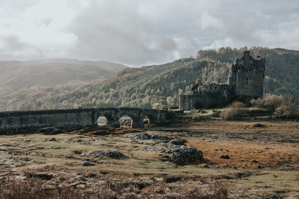 The Top 10 Castles of Scotland