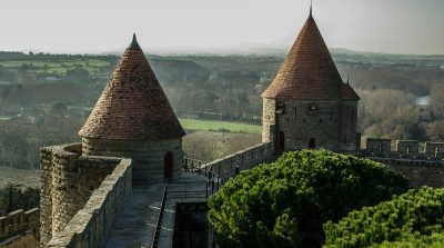france carcassone What country should you visit for your first trip abroad?