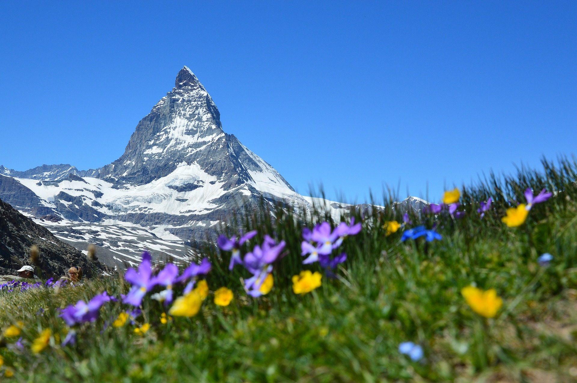 matterhorn 1516733 1920 6 Mind-blowing Adventures You Should Have in Switzerland