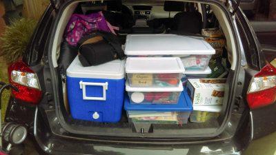 Subaru Crosstrek Cargo