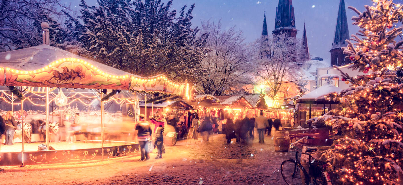 Christmas Tours in Germany, Austria, and Switzerland