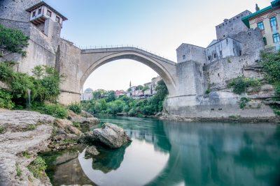 Stari Most bridge, Mostar