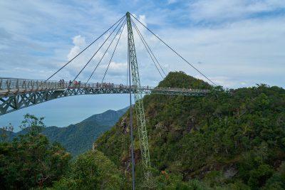 Langkawi Sky Pedestrian Bridge