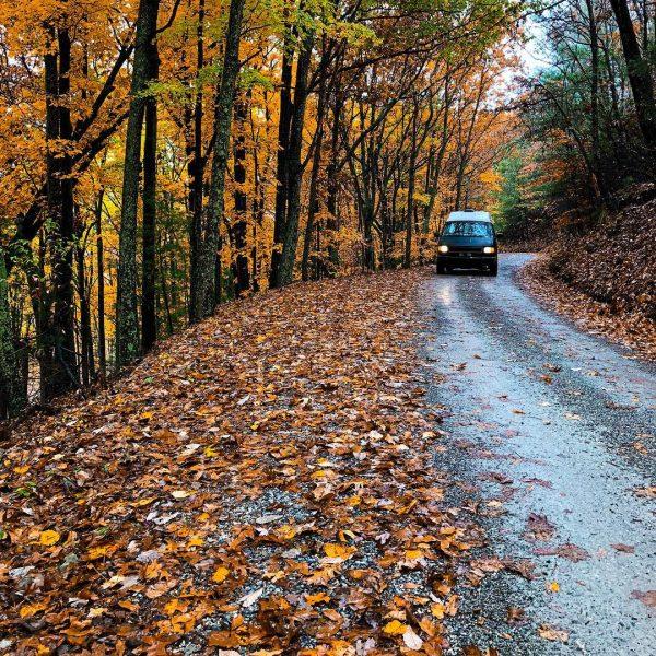 10 Reasons To Take A Campervan Road Trip
