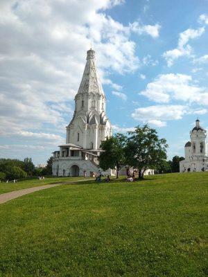 Kolomenskoe park