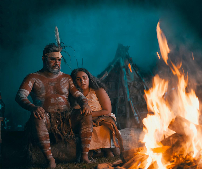 Spirits fire kiara jarrah left Discovering Aboriginal Experiences in Australia