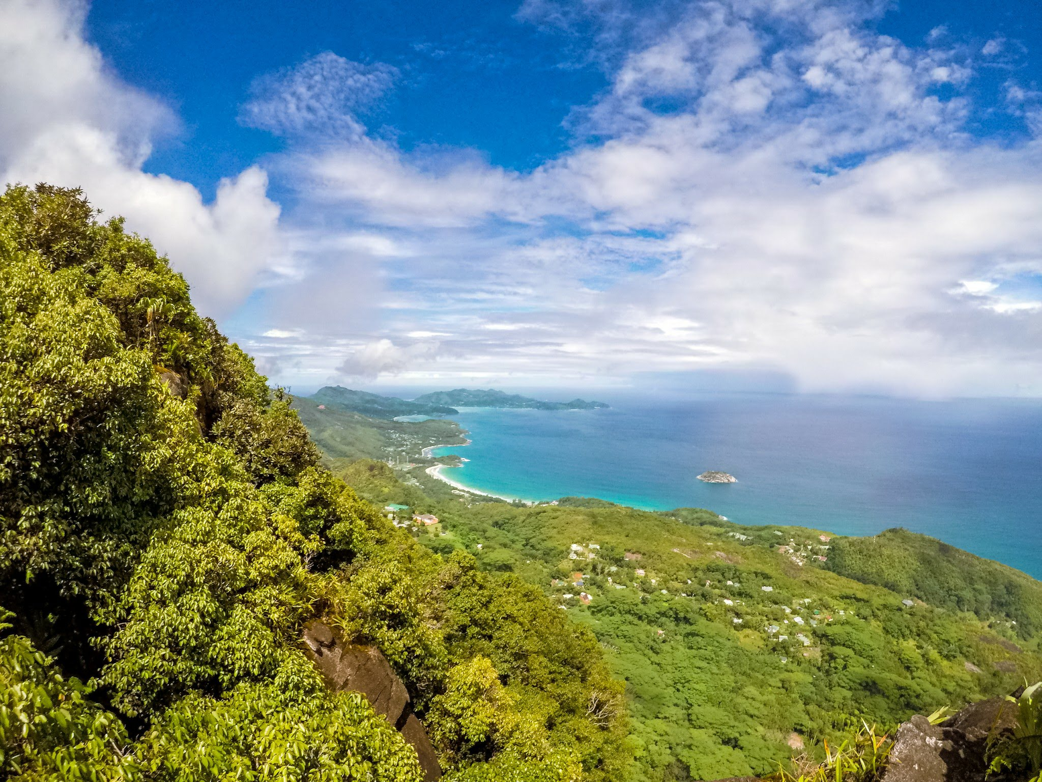 Morne Blanc Hiking Trail