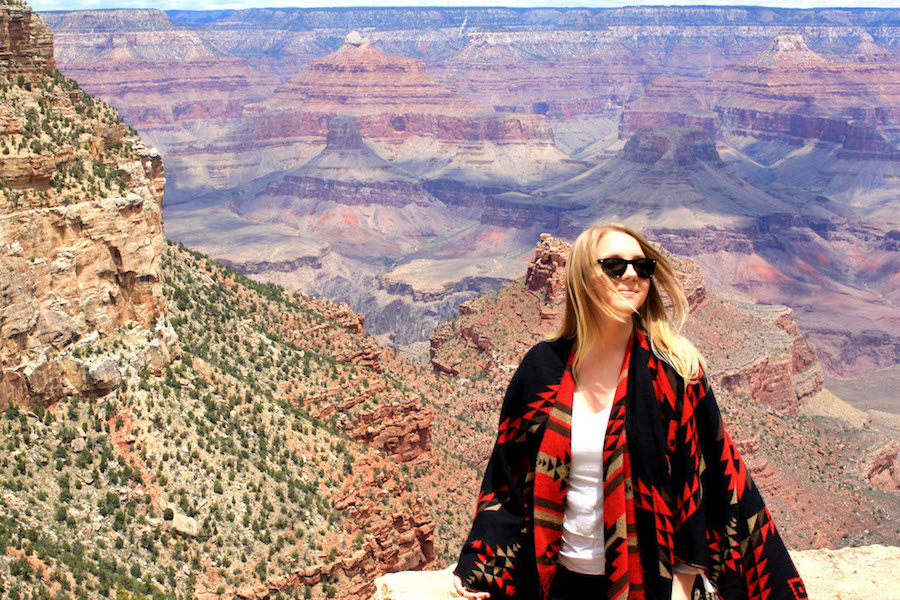 grandcanyon An Interview with Taylor on a Trip