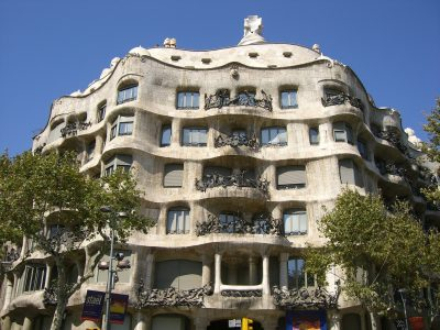 spain barcelona gaudibuilding Tips for Traveling to Spain on a Budget