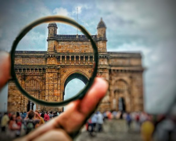 Top spots for a photo in Mumbai, India