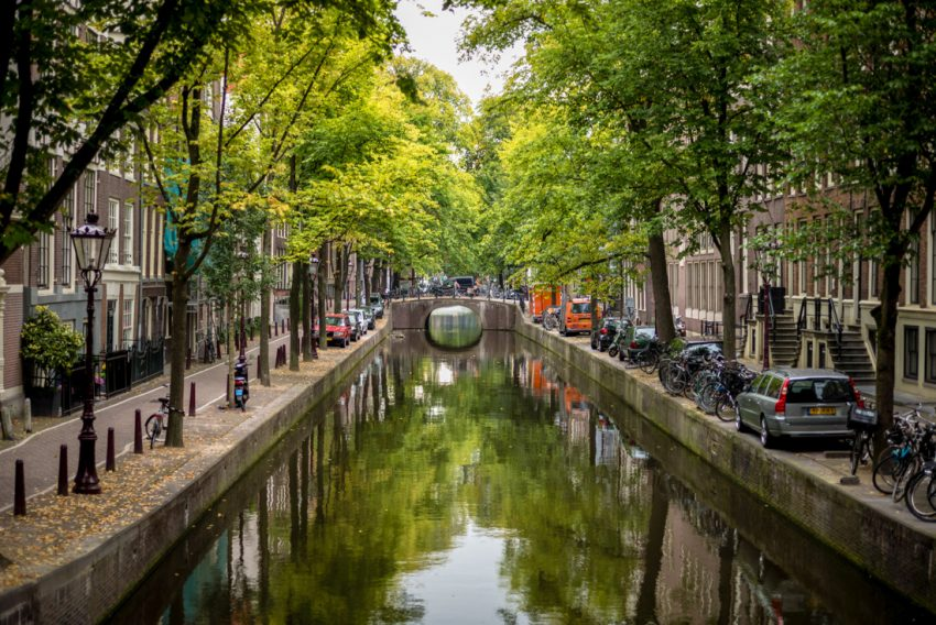 netherlands amsterdamcanal What country should you visit for your first trip abroad?