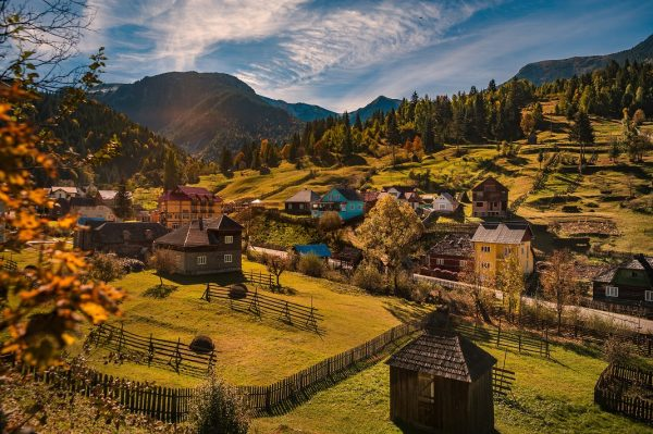 Top Destinations in Transylvania