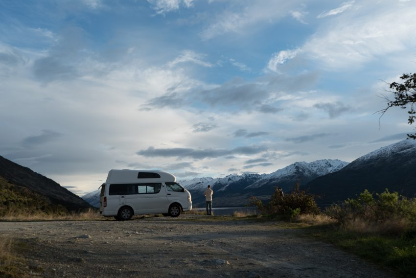 mark mialik 412845 unsplash Touring New Zealand with a Campervan Rental