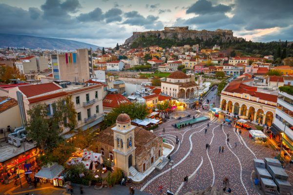 The Best Hostels in Athens from $10