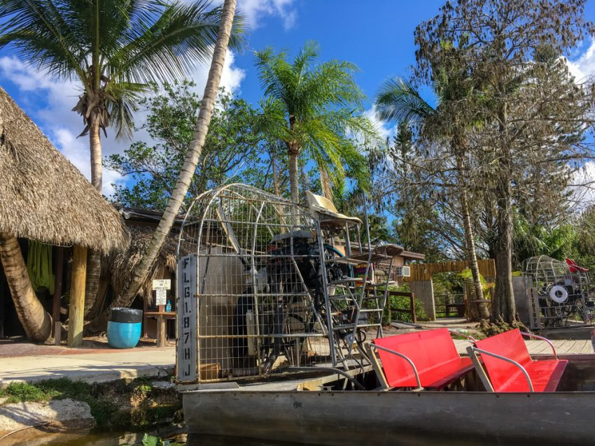 Coopertown Airboat A Southern Florida Itinerary