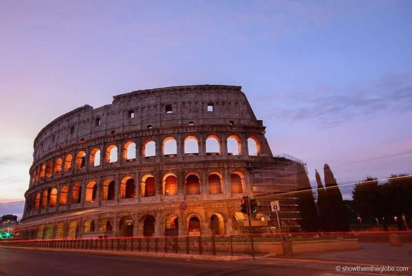 Italy ShowThemTheGlobe What country should you visit for your first trip abroad?