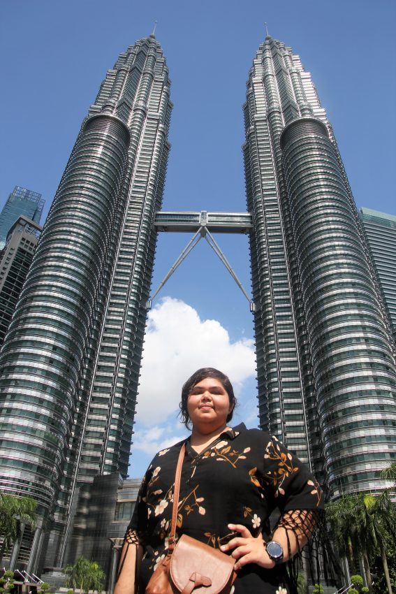 petronas twin towers malaysia What country should you visit for your first trip abroad?