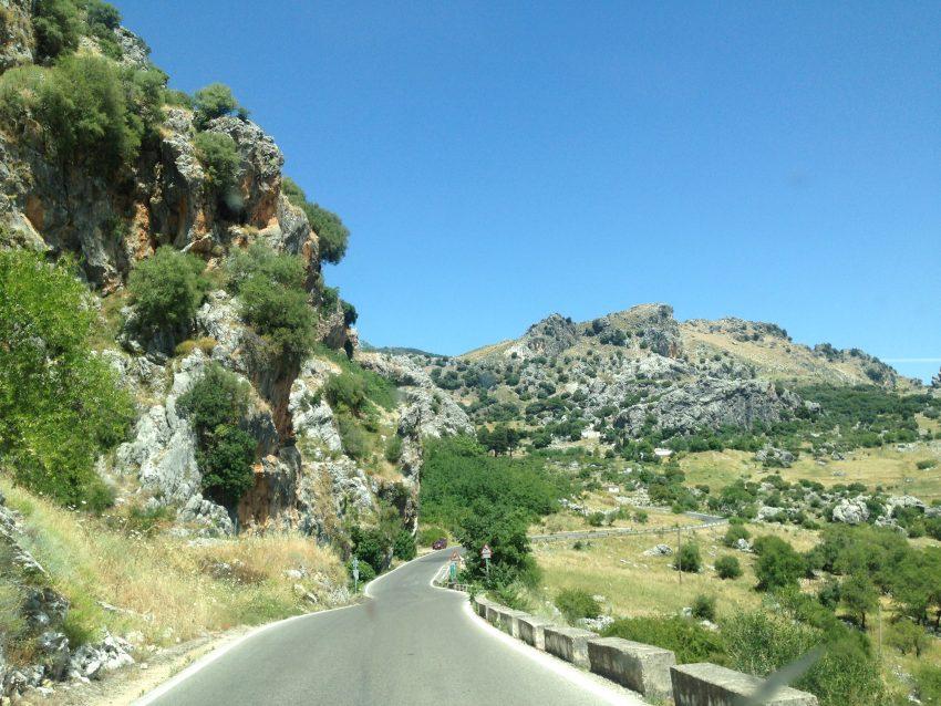 Sierra de Grazalema An Andalusia Road Trip