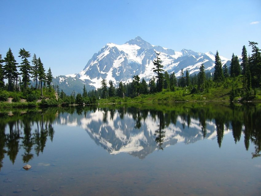 mount shuksan 230759 pixabay free stock An Unbelievable North Cascades National Park Experience