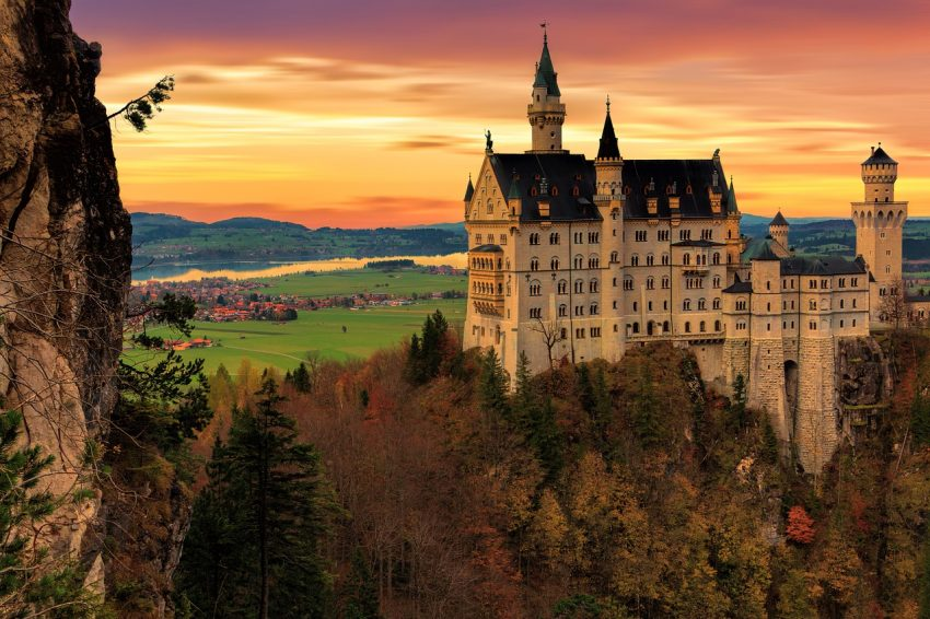 architecture 3095716 1280 Germany's 5 Best Castles You Have To Visit At Least Once