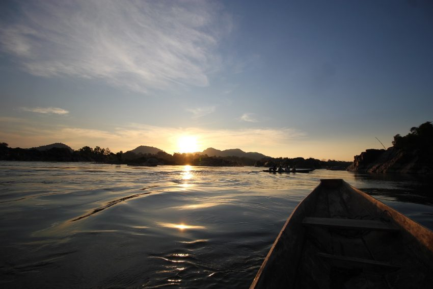 4000 Islands in Laos