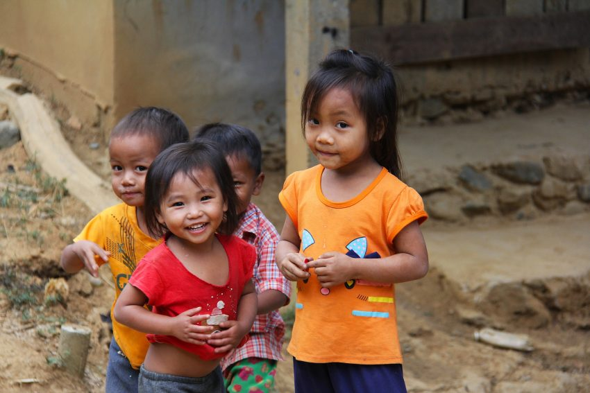 Children in Laos From Waterfalls to Bowling Alleys, Here are 11 Reasons Why I Loved Laos
