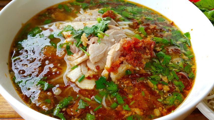 Khao Soi - Traditional Laos Cuisine