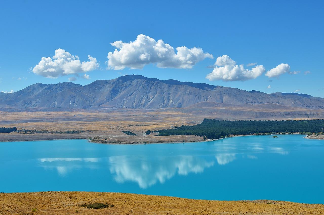 Exploring Lake Tekapo, New Zealand