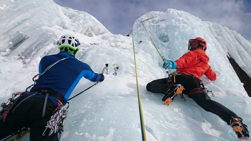 ice climbing 8 Adrenaline-Pumping Activities to Do in Iceland