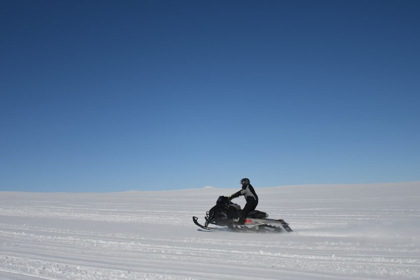 snowmobile ride 8 Adrenaline-Pumping Activities to Do in Iceland