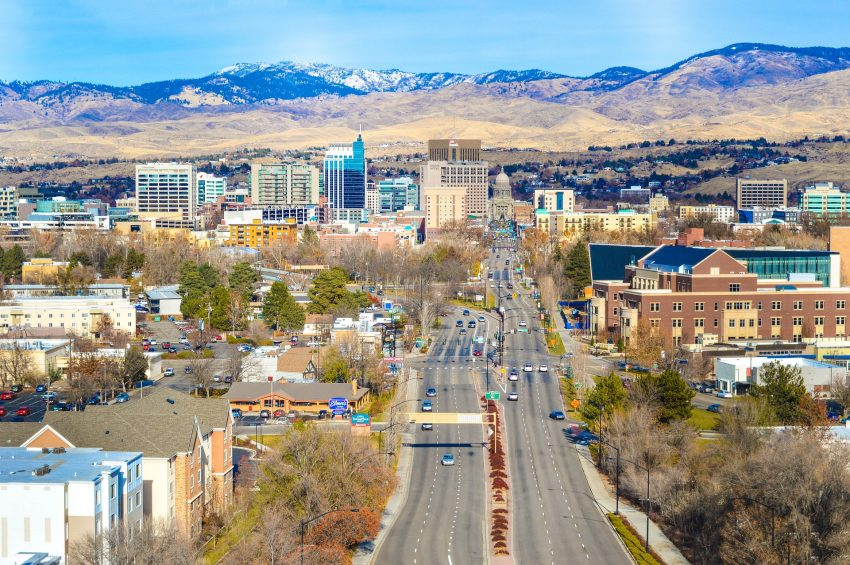 boise 3864184 1920 Where to Go In 2020: 10 of the Best Places to Travel in the United States