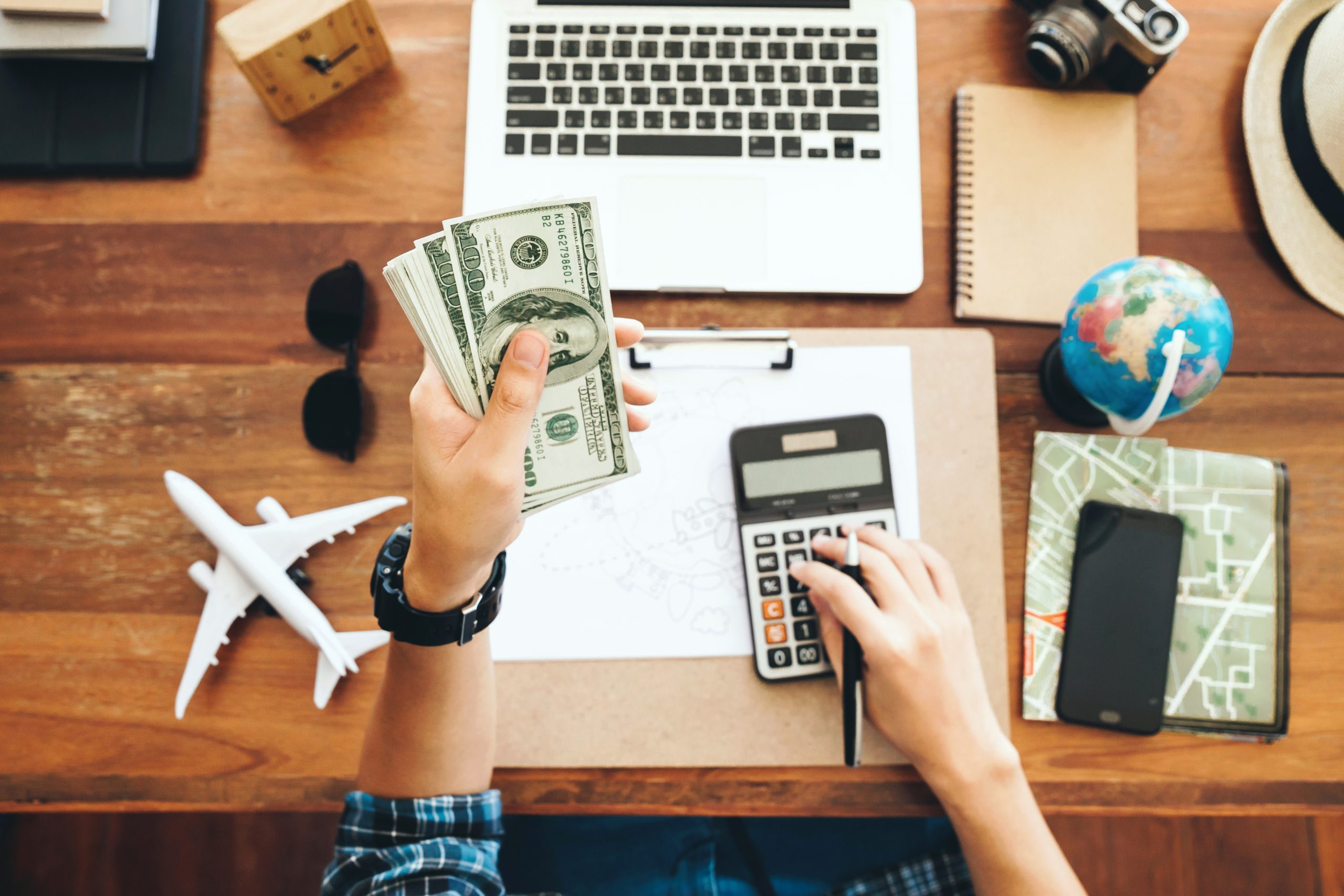 Simple Ways to Be Mindful of Your Money Whilst Travelling