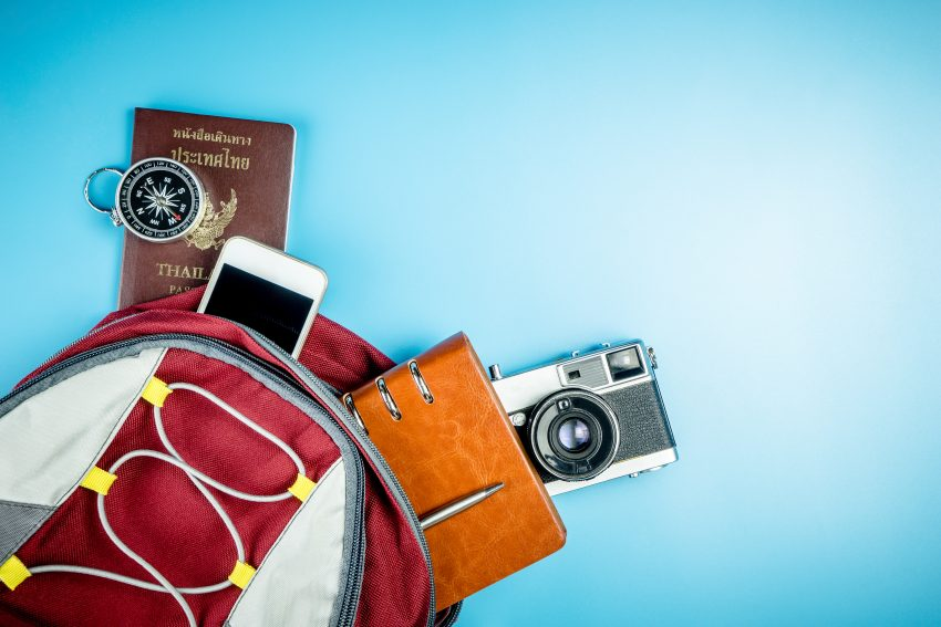 AdobeStock 157436267 Things You Should Bring When You Want To Go Backpacking Abroad