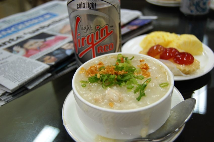 Arroz Caldo Delicious foods you should not miss in the Philippines