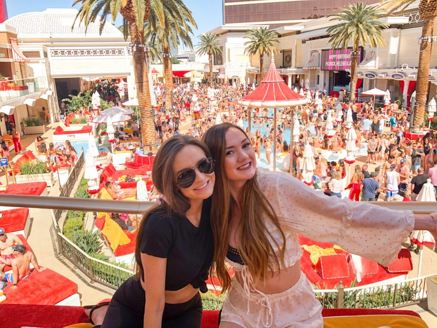 Day Club Las Vegas Itinerary - 4 Days in Sin City!