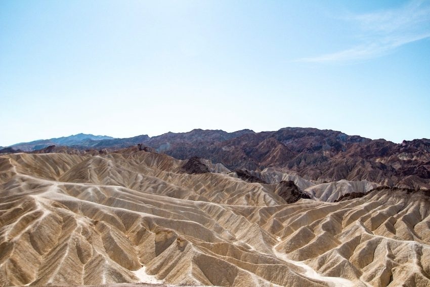 Death Valley Las Vegas Itinerary - 4 Days in Sin City!