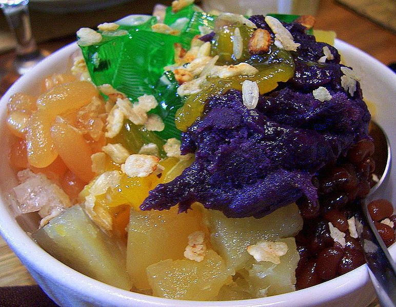Halo Halo Delicious foods you should not miss in the Philippines
