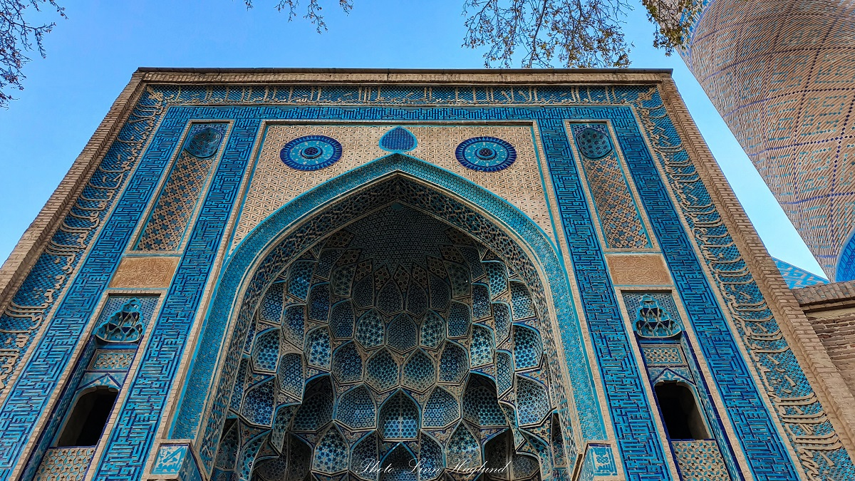 Day Trips from Kashan, Iran