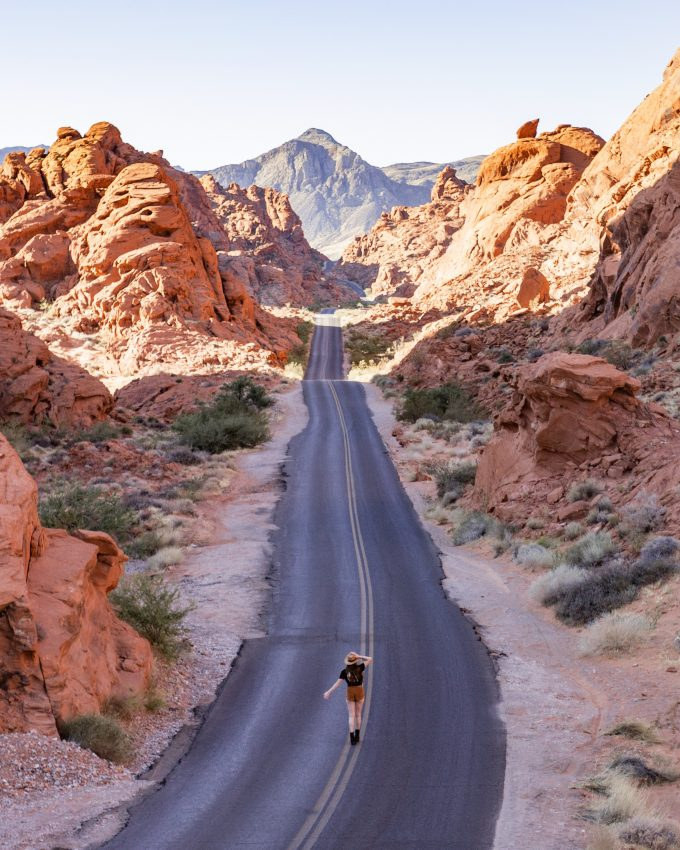 Valley of Fire Las Vegas USA 1.JPG Las Vegas Itinerary - 4 Days in Sin City!
