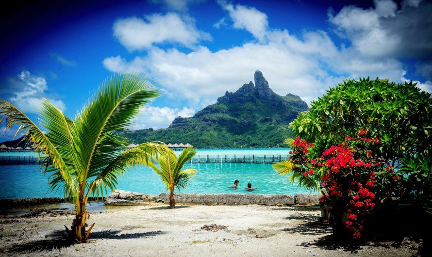 Planning a romantic honeymoon in Tahiti
